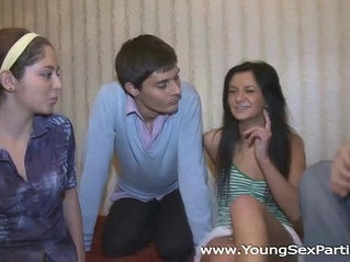 The best way to learn about group sex is try it liana lala