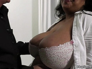 Caught cheating with butt ebony bbw in fishnets