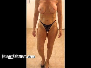 Perfect Body Year Old Great Grandmother DV