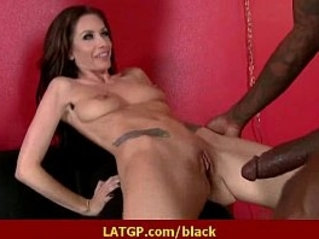 The best interracial and milf adult reality video