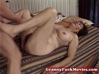 Hairy fucked by pro