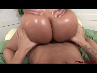 Brianna Loves Bubble Butt Jiggles while ass Fucked