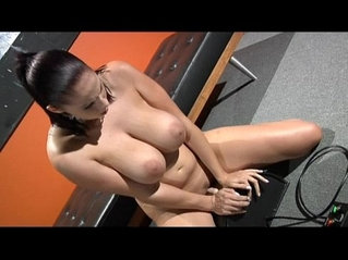 Gianna Michaels Sex and the Sybian
