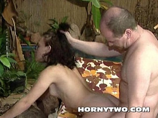 Young petite stepdaughter bitch forces a fuck so deep with cock in wet cunt