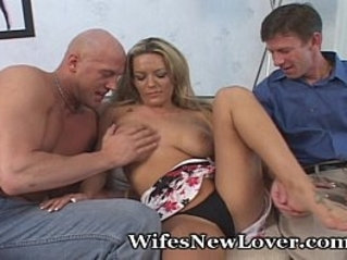 Hubby Encourages Wife Have New Lover