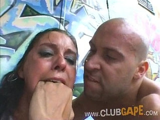 Domination of a spanish whore