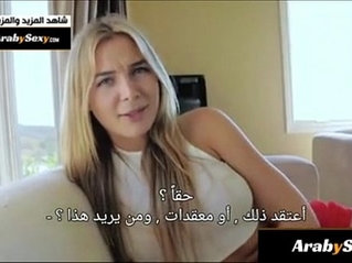 Julia Ferrari gets mouth fucked by her Arabic Friend with angry cock