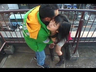 Hot Asian blowjob here
