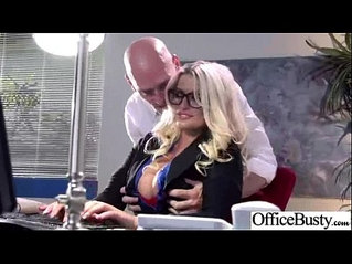 Lovely sexy Girl julie cash With Big Tits Banged Hard Style In Office movie 18
