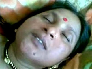 Indian aunty sex in her husband