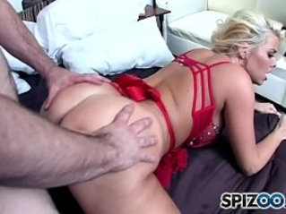 Britney Amber loves some big fat cock in her sweet asshole